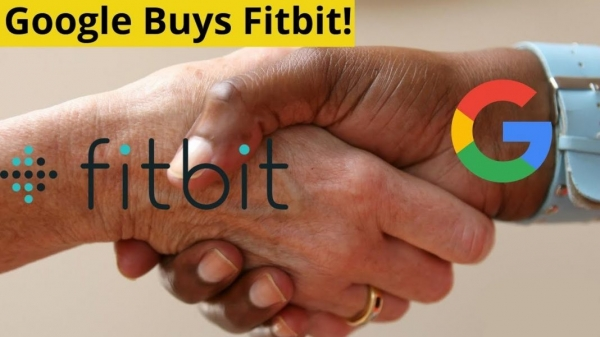 Google has announced on Friday, 1st November 2019, the acquisition of the leading wearables brand Fitbit for $2.1 billion.