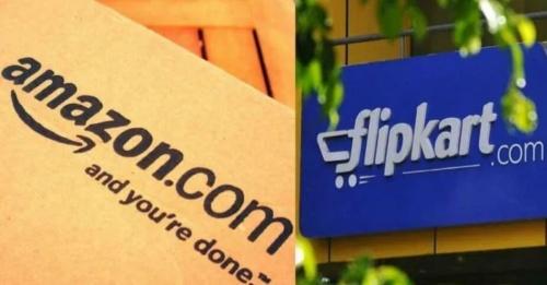 Amazon & Flipkart