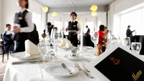 Hospitality management in Hotel