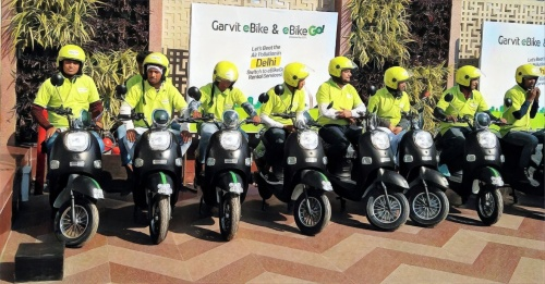 eBikeGO gets $300K for expanding its electric two-wheeler fleet