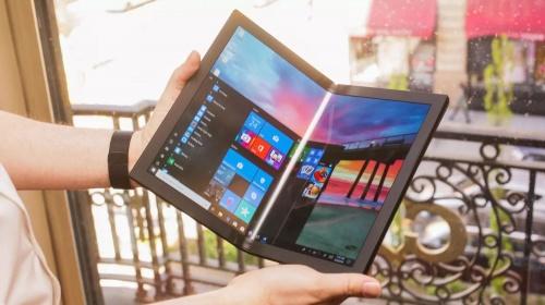 Lenovo Laptop ThinkPad X1 Fold | Worlds First Foldable Laptop