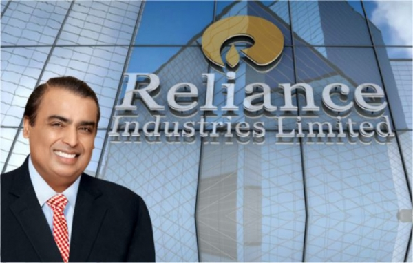 Reliance Industries shares
