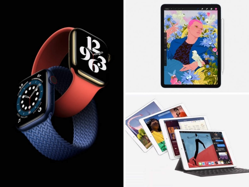 Apple Event Highlights: New iPad Air at $599; Apple Watch Series 6 comes to India at Rs 40,900 onwards