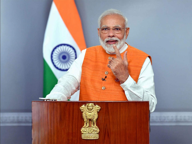 PM Modi unveils 3 petroleum projects worth ₹900 crore in Bihar