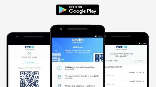Fintech,Google,Paytm,Technology,Wallets