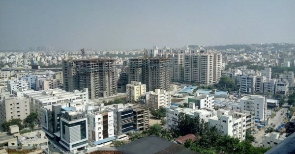 Hyderabad residential sales