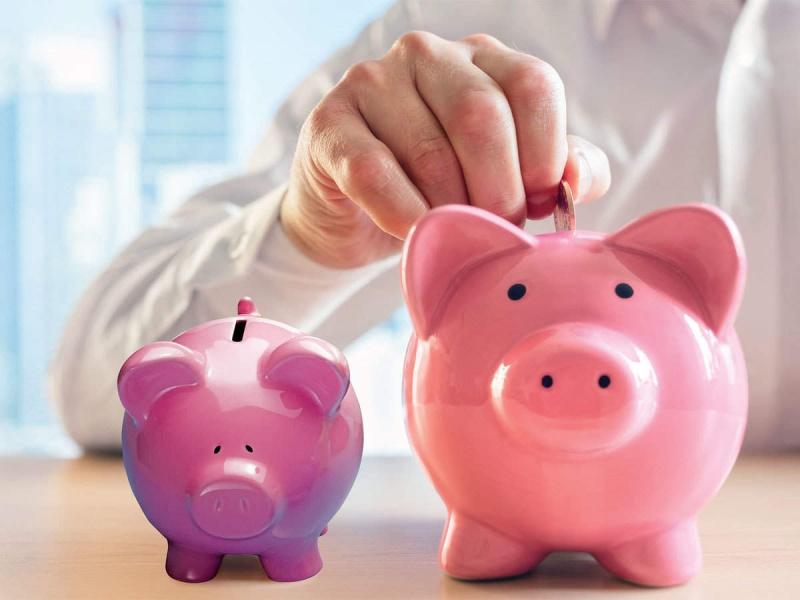 Small saving plans beat bank FD rate