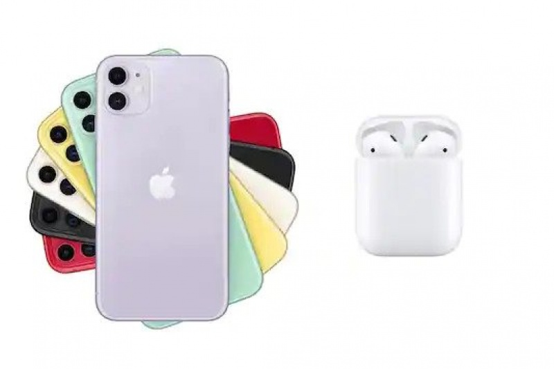 Apple Diwali offer: Get AirPods for free with an iPhone 11
