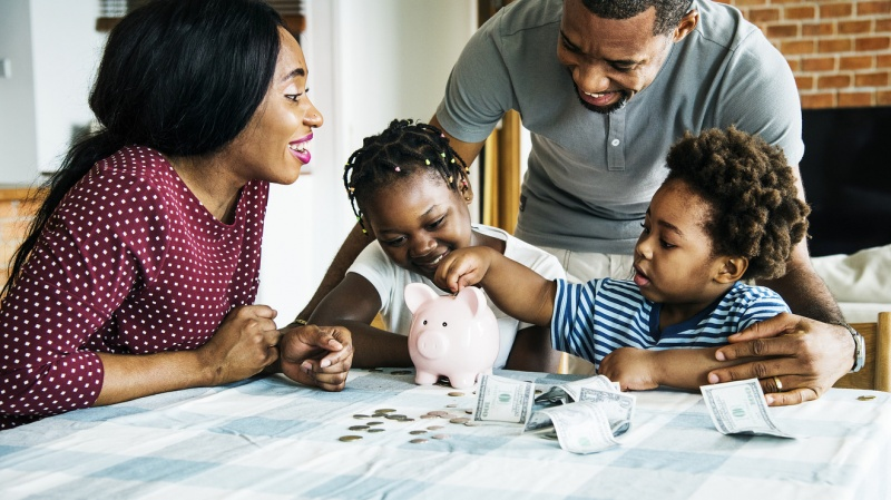 Here's how: You can save taxes by gifting money to parents and children