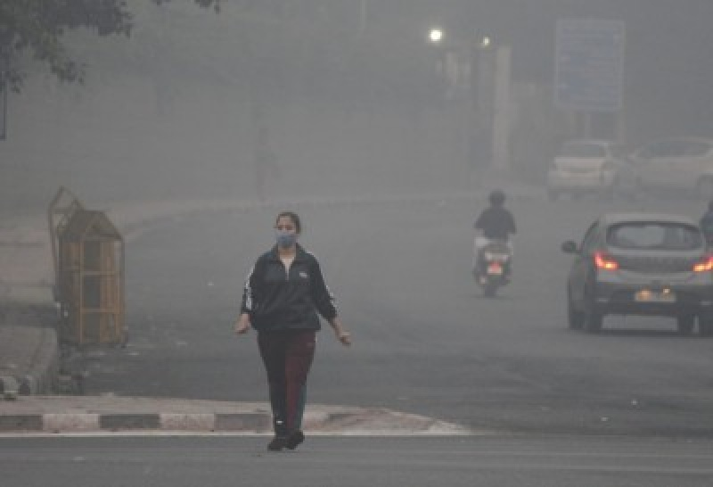 Air sensing technology reveals adverse impact of smog in Delhi