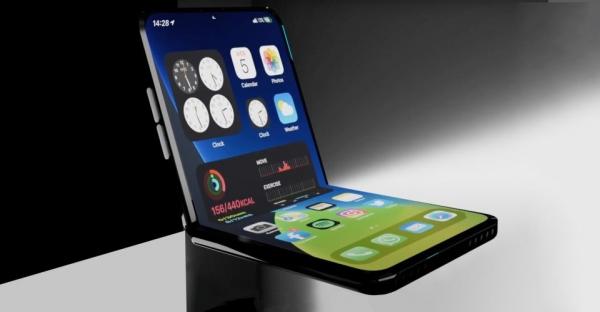 foldable iPhone,Apple,Iphone 2021 model,Samsung Electronics,Samsung foldable phone,Samsung's Galaxy Fold,Motorola Razr,MacBook Pro,MiniLED display,iPad