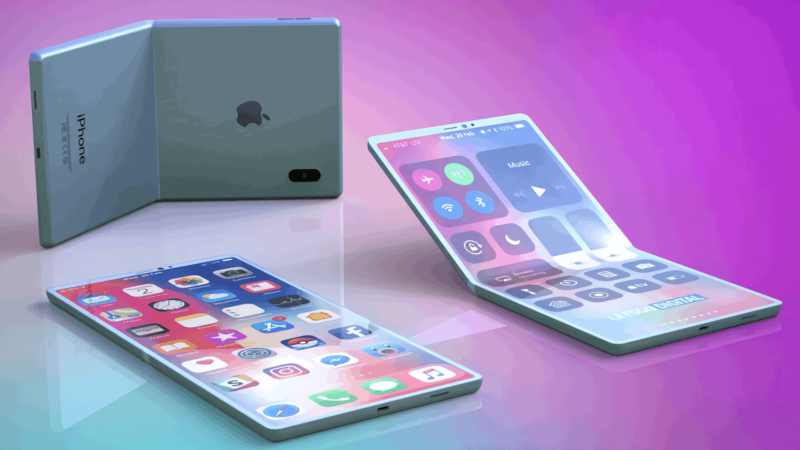 Apple considers foldable iPhone; minor changes planned for 2021 models
