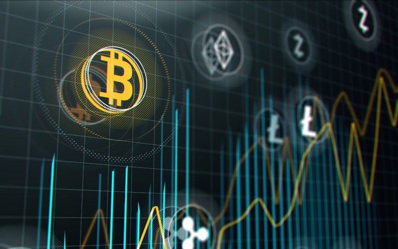 Bitcoin News - Crypto market cap surges to record $2 trillion, bitcoin at $1.1 trillion