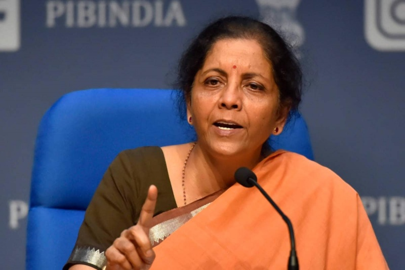 'Is the GST Council heartless?': Here's what FM Sitharaman has to say