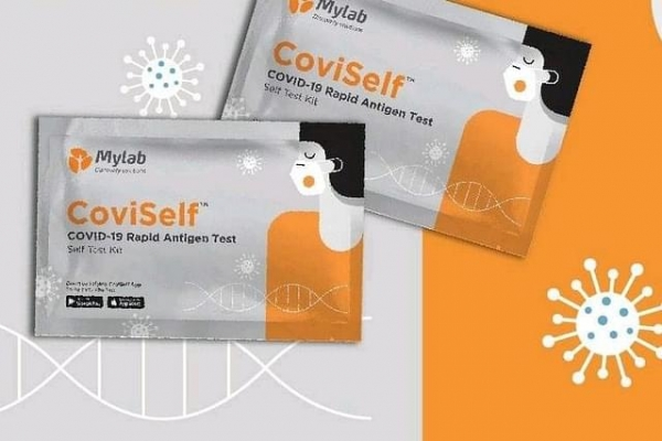 Mylab,Mylab self-use COVID-19 test kit,CoviSelf,CoviSelf COVID-19 test kits,CoviSelf COVID-19 test kit mylab,Indian Council of Medical Research,ICMR,Indian Council of Medical Research test kits,ICMR test kits,Indian Council of Medical Research guidelines