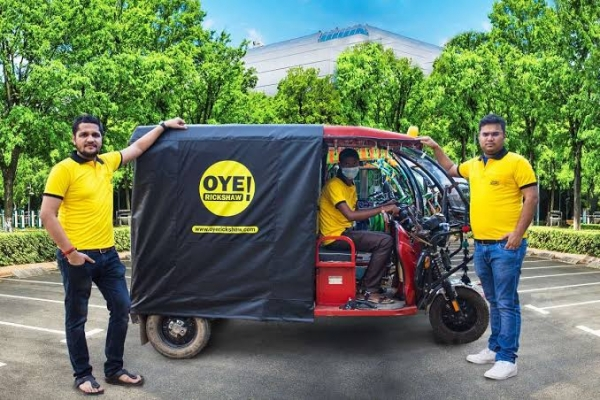 Electric Vehicles,Oye! Rickshaw,investments, infrastructure,Chiratae Ventures,Electric vehicle industry,Companies