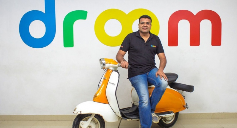 Droom looks to raise ₹1,000 cr from share sales early next year